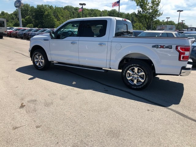 2018 F-150 SuperCrew Cab 4x4,  Pickup #T8739 - photo 8
