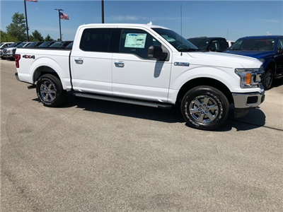 2018 F-150 SuperCrew Cab 4x4,  Pickup #T8739 - photo 5