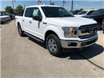 2018 F-150 SuperCrew Cab 4x4,  Pickup #T8739 - photo 4