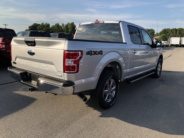 2018 F-150 SuperCrew Cab 4x4,  Pickup #T8742 - photo 5