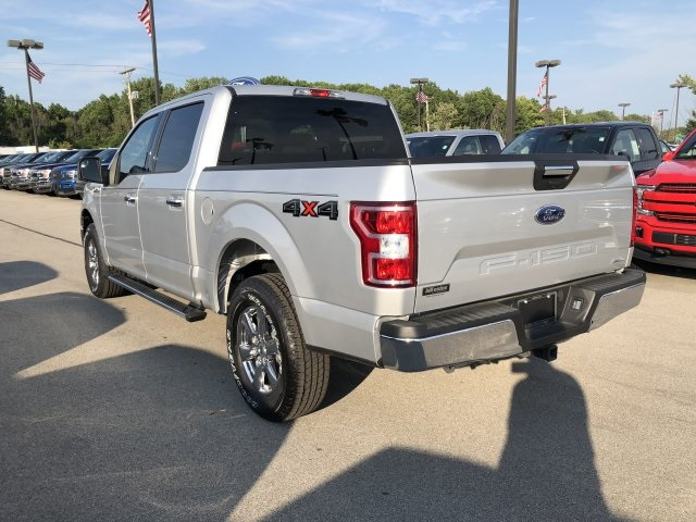 2018 F-150 SuperCrew Cab 4x4,  Pickup #T8742 - photo 2