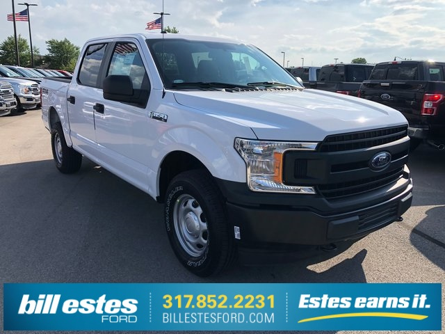 2018 F-150 SuperCrew Cab 4x4,  Pickup #T8750 - photo 4