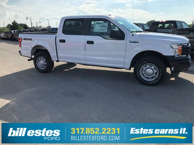 2018 F-150 SuperCrew Cab 4x4,  Pickup #T8750 - photo 5