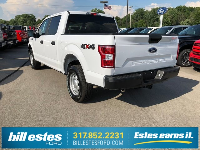 2018 F-150 SuperCrew Cab 4x4,  Pickup #T8750 - photo 2
