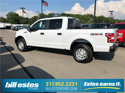 2018 F-150 SuperCrew Cab 4x4,  Pickup #T8750 - photo 8