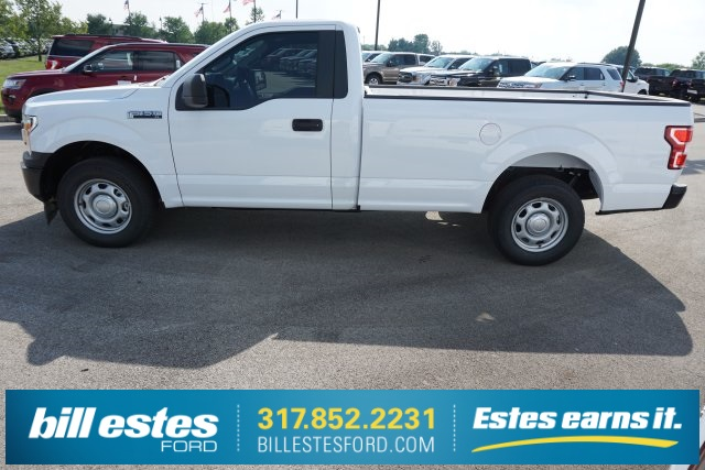 2018 F-150 Regular Cab 4x2,  Pickup #T8758 - photo 11