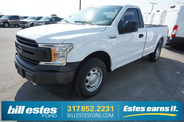 2018 F-150 Regular Cab 4x2,  Pickup #T8758 - photo 1