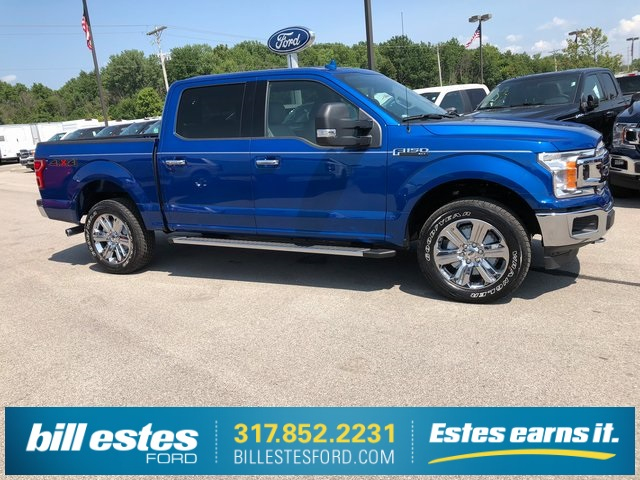 2018 F-150 SuperCrew Cab 4x4,  Pickup #T8778 - photo 5
