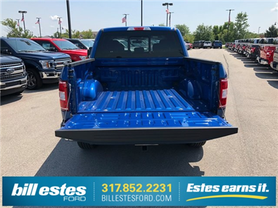 2018 F-150 SuperCrew Cab 4x4,  Pickup #T8778 - photo 13