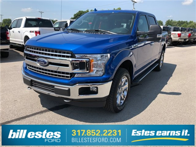 2018 F-150 SuperCrew Cab 4x4,  Pickup #T8778 - photo 1