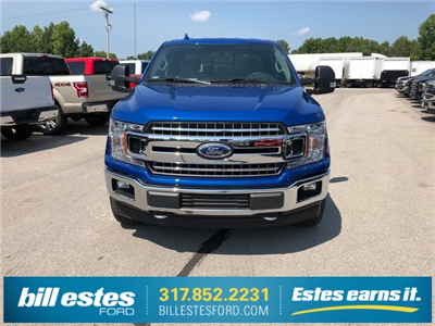 2018 F-150 SuperCrew Cab 4x4,  Pickup #T8778 - photo 3