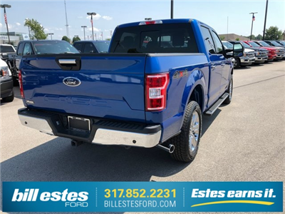 2018 F-150 SuperCrew Cab 4x4,  Pickup #T8778 - photo 6