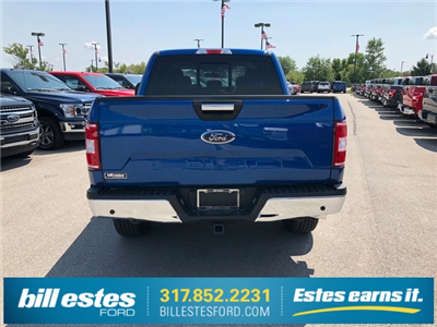 2018 F-150 SuperCrew Cab 4x4,  Pickup #T8778 - photo 7