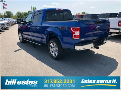 2018 F-150 SuperCrew Cab 4x4,  Pickup #T8778 - photo 2
