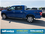 2018 F-150 SuperCrew Cab 4x4,  Pickup #T8778 - photo 8