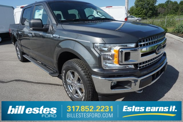 2018 F-150 SuperCrew Cab 4x4,  Pickup #T8779 - photo 4