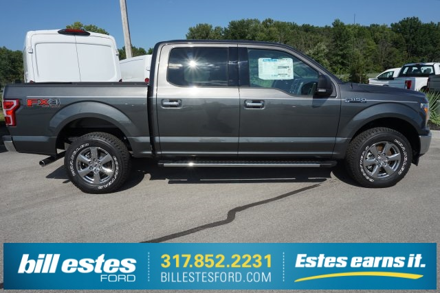 2018 F-150 SuperCrew Cab 4x4,  Pickup #T8779 - photo 6