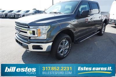 2018 F-150 SuperCrew Cab 4x4,  Pickup #T8779 - photo 1
