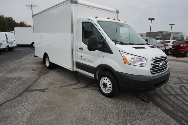 2018 Transit 350 HD DRW 4x2,  Supreme Cutaway Van #T8840 - photo 4