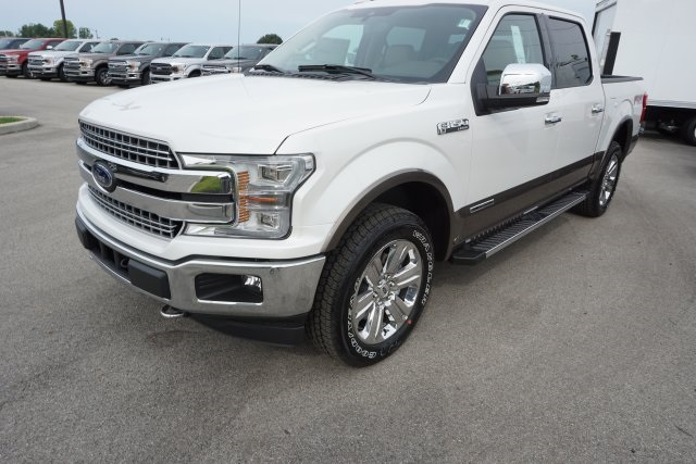 2018 F-150 SuperCrew Cab 4x4,  Pickup #T8849 - photo 1