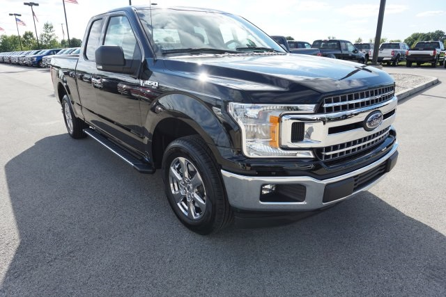 2018 F-150 Super Cab 4x2,  Pickup #T8872 - photo 4
