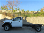 2017 F-450 Regular Cab DRW Cab Chassis #17573 - photo 1