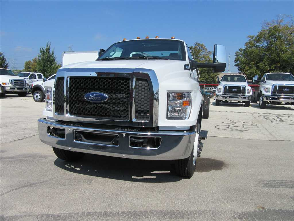 2017 F-650 Regular Cab DRW Cab Chassis #30940 - photo 6