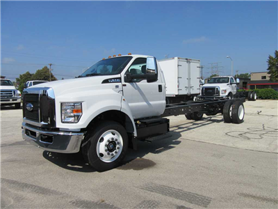 2017 F-650 Regular Cab DRW Cab Chassis #30940 - photo 1
