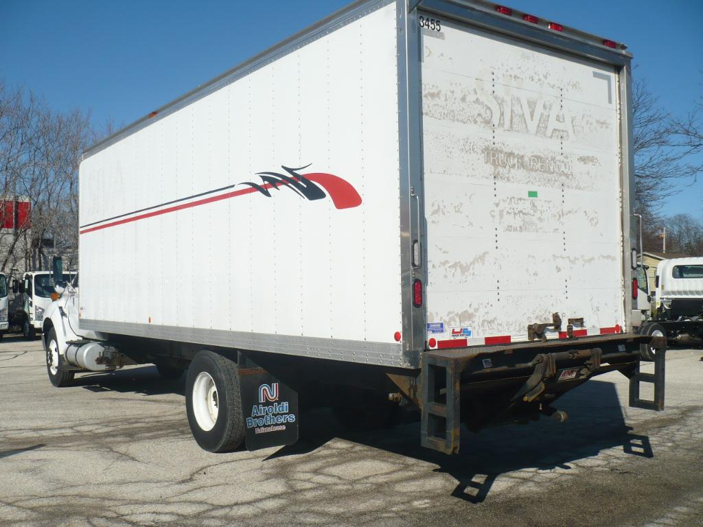 2013 F-750 Regular Cab DRW, Dry Freight #41322 - photo 2
