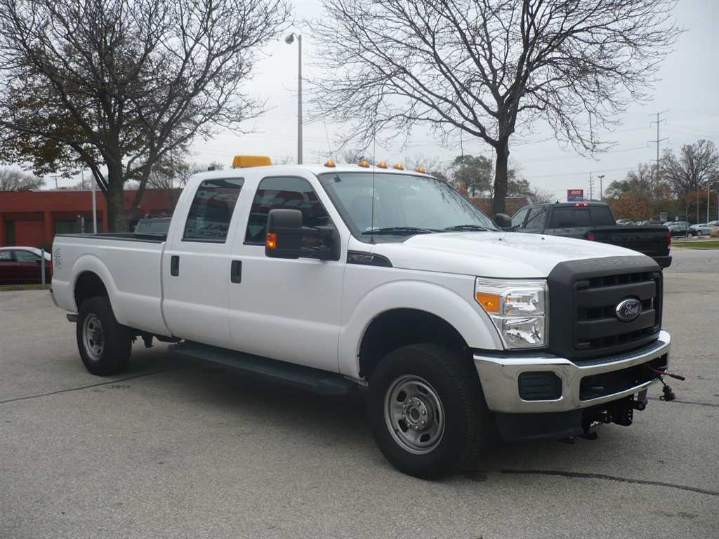 2015 F-350 Crew Cab 4x4 Pickup #41427 - photo 4