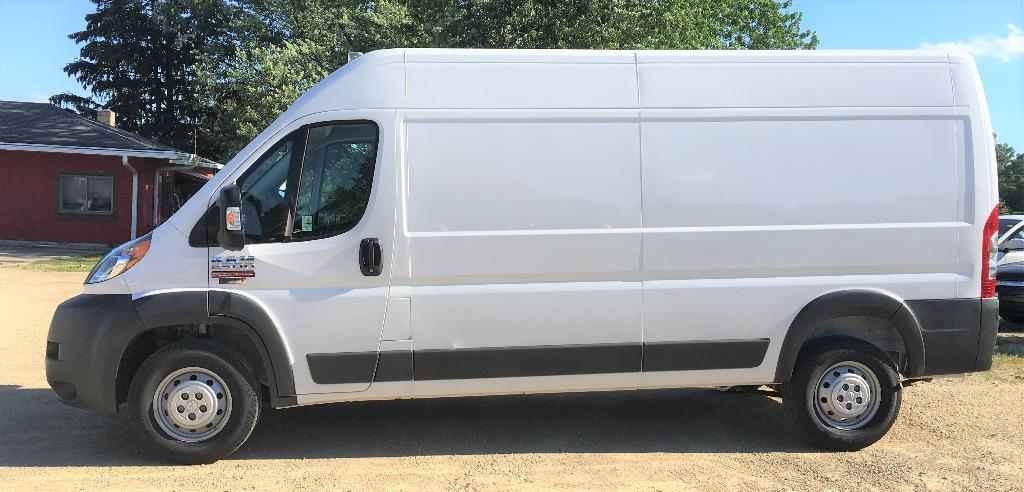 2017 ProMaster 2500 High Roof, Cargo Van #80298 - photo 3