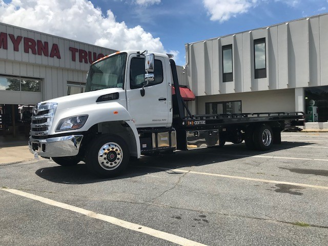 2019 Hino Truck,  Miller Industries Wrecker Body #3609 - photo 4