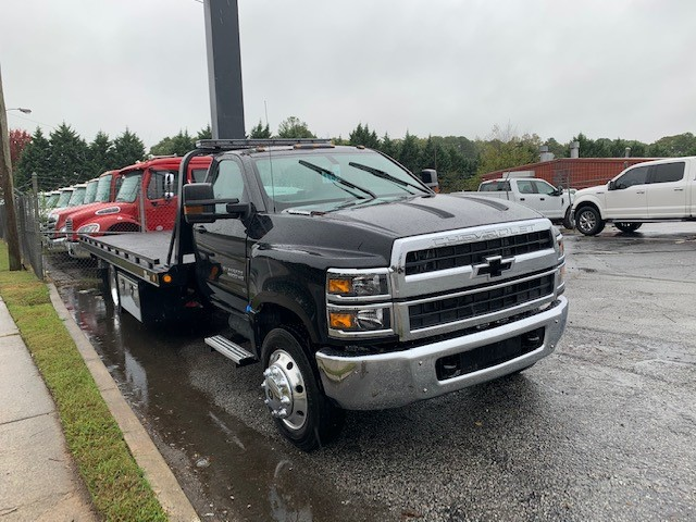 2019 Silverado Medium Duty 4x2, w/ Vulcan 21' Steel Carrier #5351 - photo 5