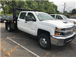 2017 Silverado 3500 Crew Cab DRW 4x4, Knapheide Value-Master X Platform Body #CM17158 - photo 1