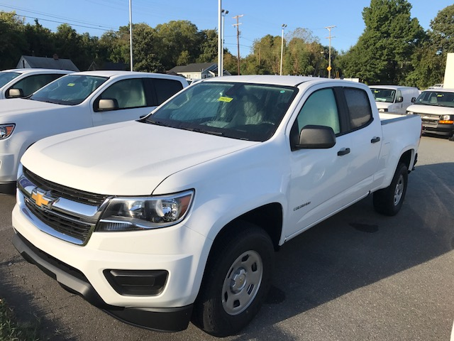 2018 Colorado Extended Cab Pickup #CM1810 - photo 1