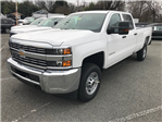 2018 Silverado 2500 Crew Cab, Pickup #CM18123 - photo 1