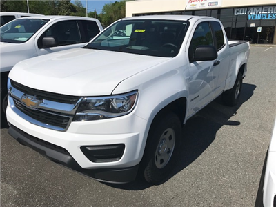 2018 Colorado Extended Cab, Pickup #CM18164 - photo 1