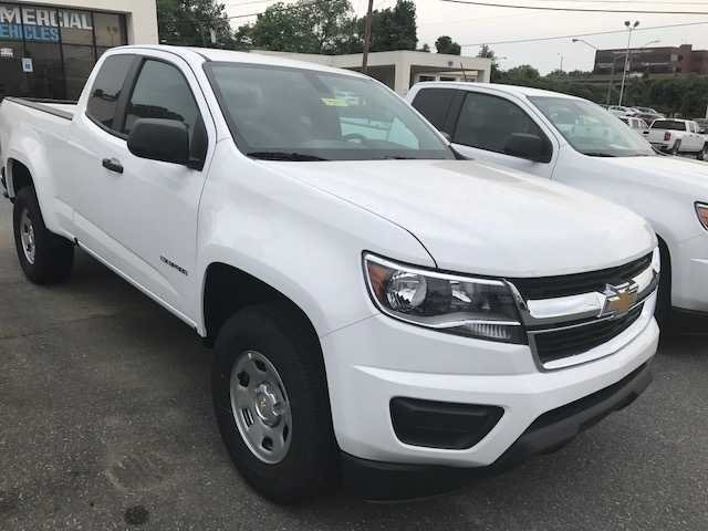 2018 Colorado Extended Cab 4x2,  Pickup #CM18173 - photo 1