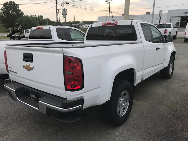 2018 Colorado Extended Cab 4x2,  Pickup #CM18173 - photo 2