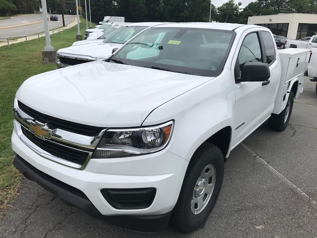 2018 Colorado Extended Cab 4x2,  Knapheide Service Body #CM18182 - photo 1