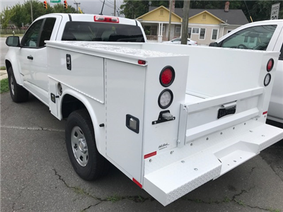 2018 Colorado Extended Cab 4x2,  Knapheide Service Body #CM18182 - photo 2