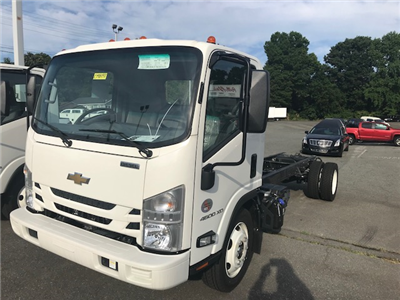 2018 LCF 4500XD Regular Cab 4x2,  Cab Chassis #CM18197 - photo 1