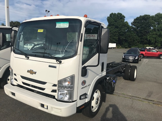 2018 LCF 4500XD Regular Cab 4x2,  Cab Chassis #CM18198 - photo 1