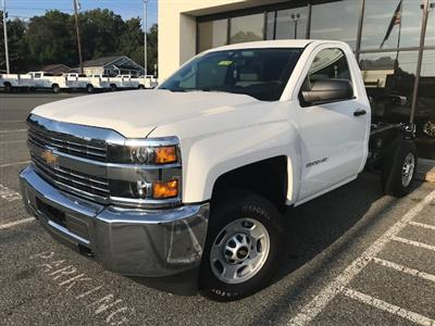 2018 Silverado 2500 Regular Cab 4x2,  Cab Chassis #CM18246 - photo 1