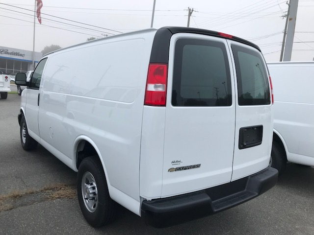 2018 Express 2500 4x2,  Sortimo Upfitted Cargo Van #CM18252 - photo 2