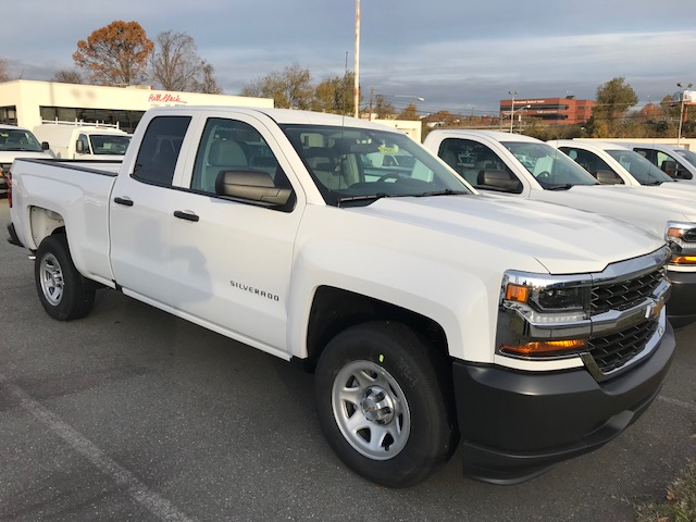 2018 Silverado 1500 Double Cab, Pickup #CM1828 - photo 1