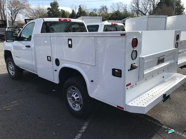 2018 Silverado 2500 Regular Cab, Knapheide Standard Service Body #CM1846 - photo 2
