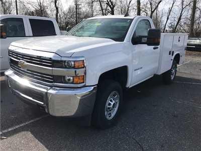 2018 Silverado 2500 Regular Cab, Knapheide Standard Service Body #CM1846 - photo 1