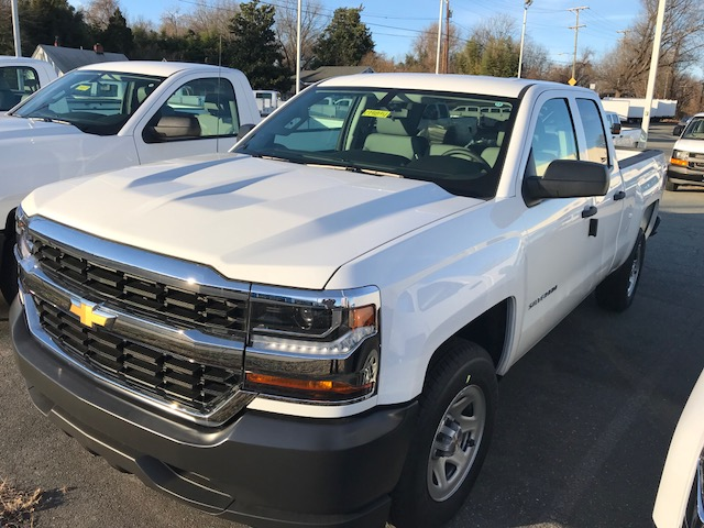 2018 Silverado 1500 Double Cab, Pickup #CM1851 - photo 1