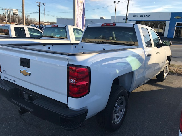 2018 Silverado 1500 Double Cab, Pickup #CM1851 - photo 2